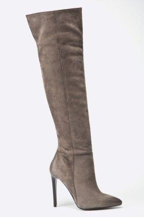 Buty - Carinii - Kozaki za kolano over knee boots