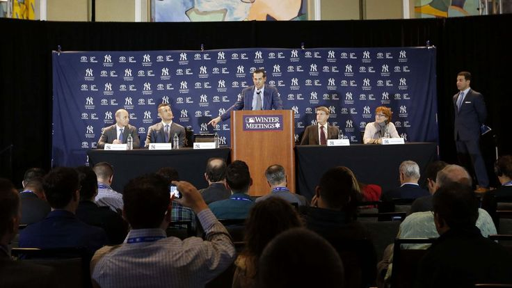 If the Yankees balk at spending above the luxury tax, the hardened salary cap could become inelastic.