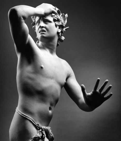 Orpheus, 1776, Antonio Canova  (Photographer:   Mimmo Jodice)