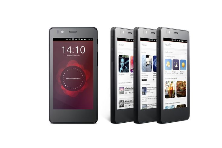 Se ne parla da qualche secolo, ed alcuni ormai avevano abbandonato la speranza di vedere negli scaffali dei negozi uno smartphone equipaggiato con Ubuntu relegando questo progetto a leggenda da bassifondi della rete. Ed invece …