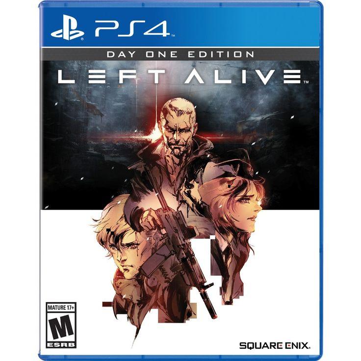Left Alive – PlayStation 4