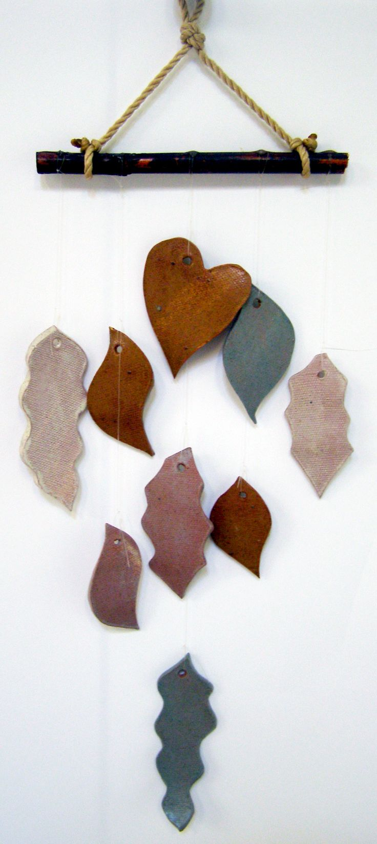 Clay Windchimes Workshop with Carla Foster