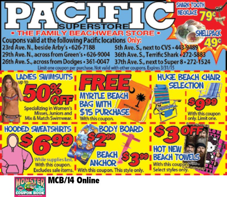 Myrtle beach hotel discount coupons