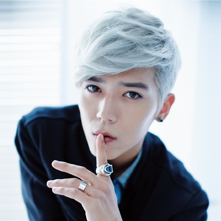 Bii--from tdrama Bromance. totally fell for him.