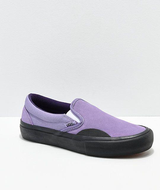 Skate shoes, Vans, Slip