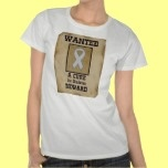 Wanted: A Cure for Diabetes T-shirt