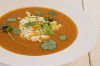 Ninnin Köökki: Roasted veggie soup
