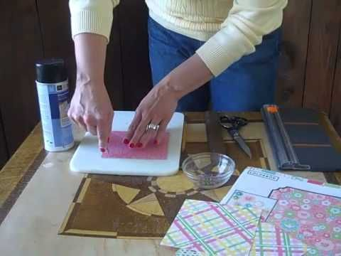 How to make Paper Pinwheels - this step-by-step tutorial will help you create pinwheels for any occasion.