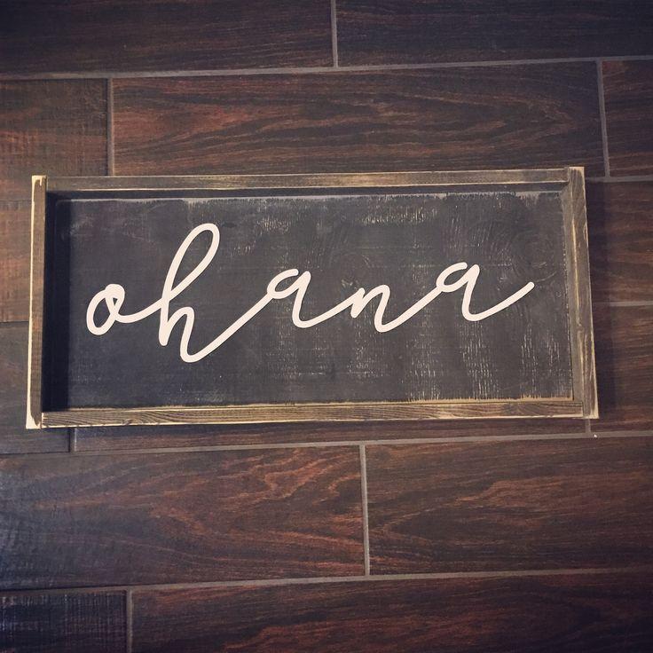 Ohana - Lowercase Cursive