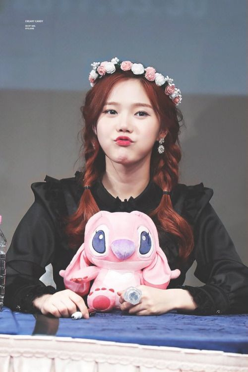 OH MY GIRL - Hyojung