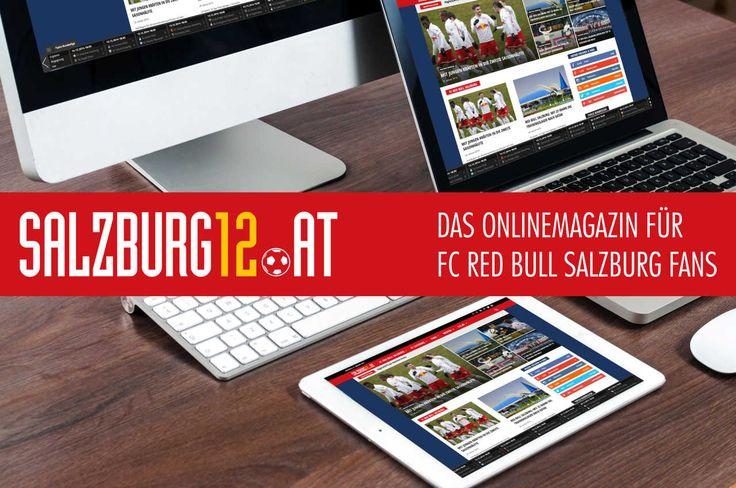 SALZBURG12.at bietet euch News, Live Ticker, Gerüchte, Videos, Faninhalte und eine eigene Smartphone App rund um den FC Red Bull Salzburg und den FC Liefering.
