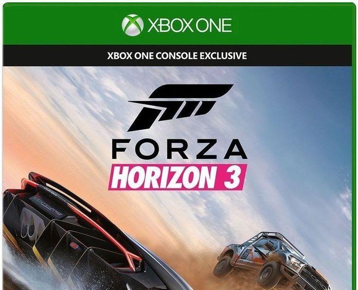 Forza Horizon 3 Xbox One Video Game Microsoft BRAND NEW SEALED Racing