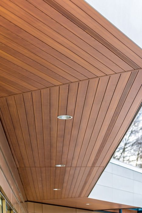 Image Result For Wood Soffit Panels In 2019 Building