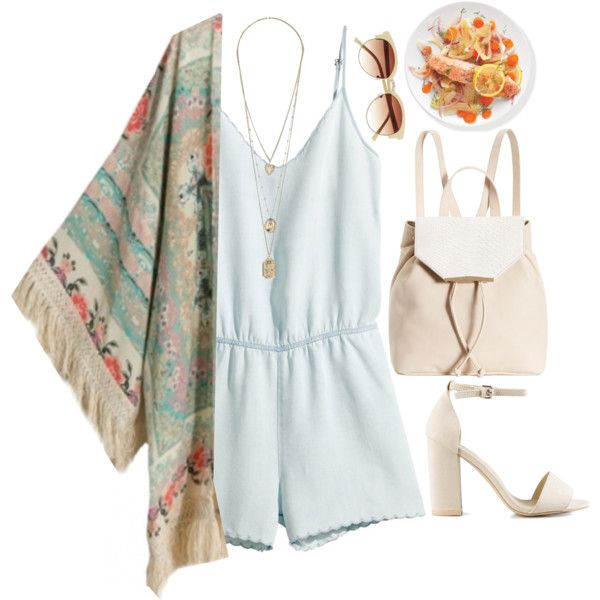 afternoon excursion by happystranger on Polyvore featuring polyvore, moda, style, H