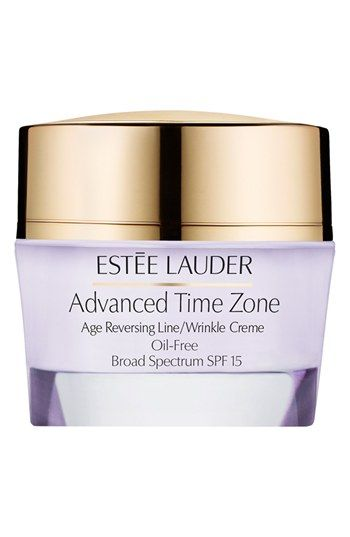 Estee Lauder 'Advanced Time Zone' Age Reversing Line/Wrinkle I use with the night repair serum and eye cream #prevention