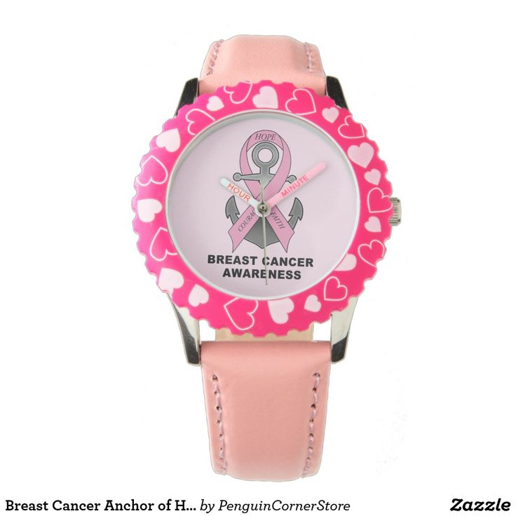 Breast Cancer Anchor of Hope Watch