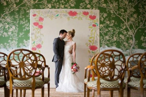 Wedding ceremony outline together with wedding ceremony readings