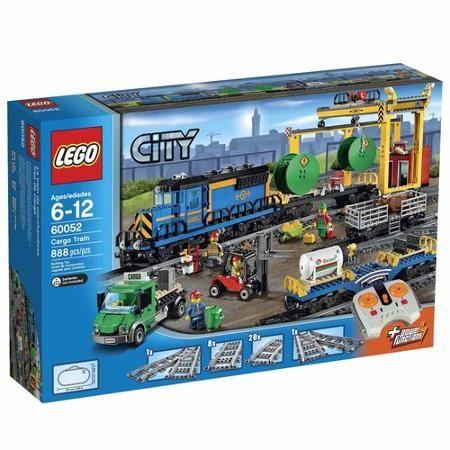 LEGO City Trains Cargo Train - Walmart.com