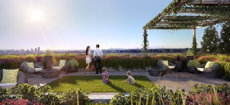 kee lidcombe off the plan apartment sydney rooftop building amenity