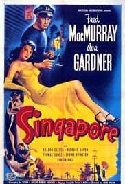 Watch Tv Online Singapore. After WW2, an American skipper returns to Singapore to recuperate his hidden stash of pearls and to search for his sweetheart who disappeared during a Japanese attack in 1942.