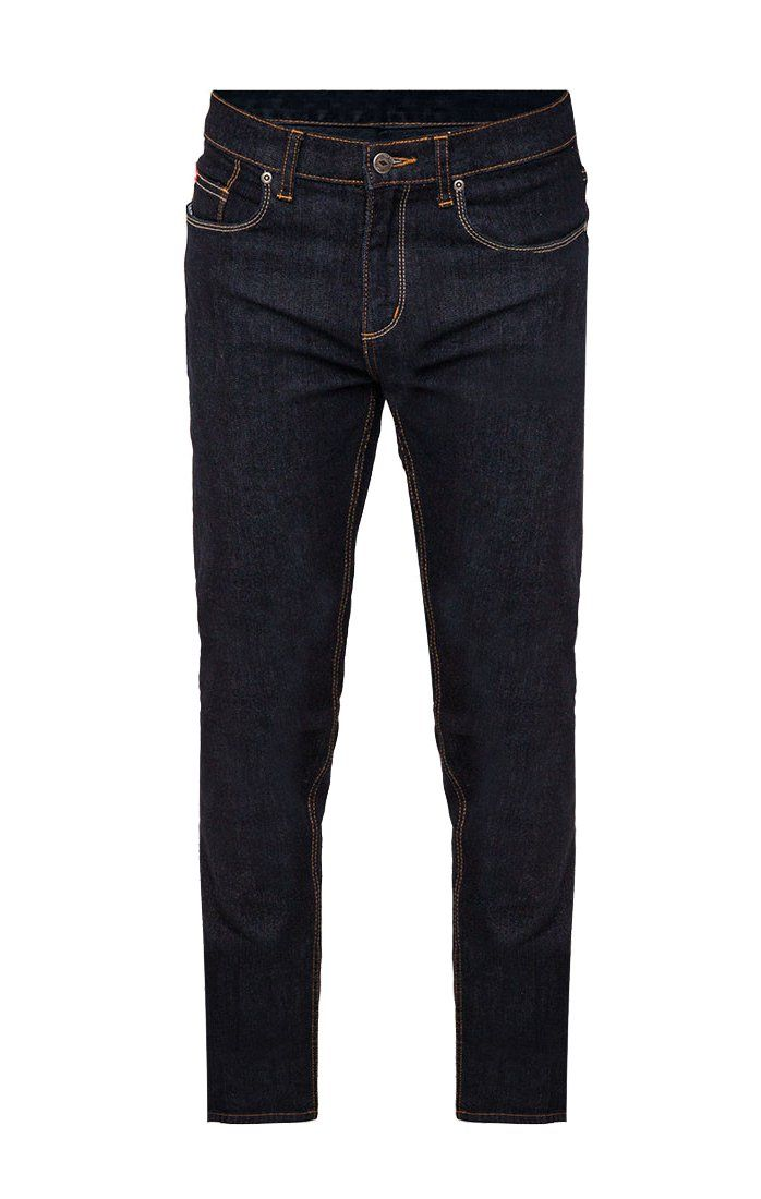 Lc 114 Slim Fit Jeans by Lee Cooper. Slim fit jeans, with indigo color, zipper and front button , belt loops and pocket, slim fit. Perfect for you who love dark color jeans, and the important thing is you can pairs this slim fit jeans with t-shirt or shirt. http://zocko.it/LE1gg