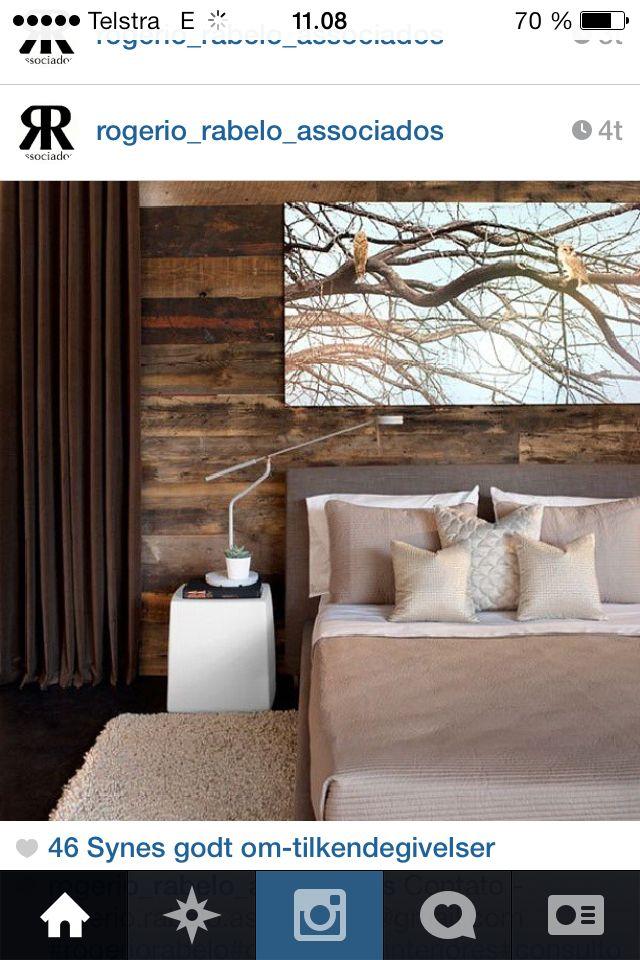 Mere træ og seng