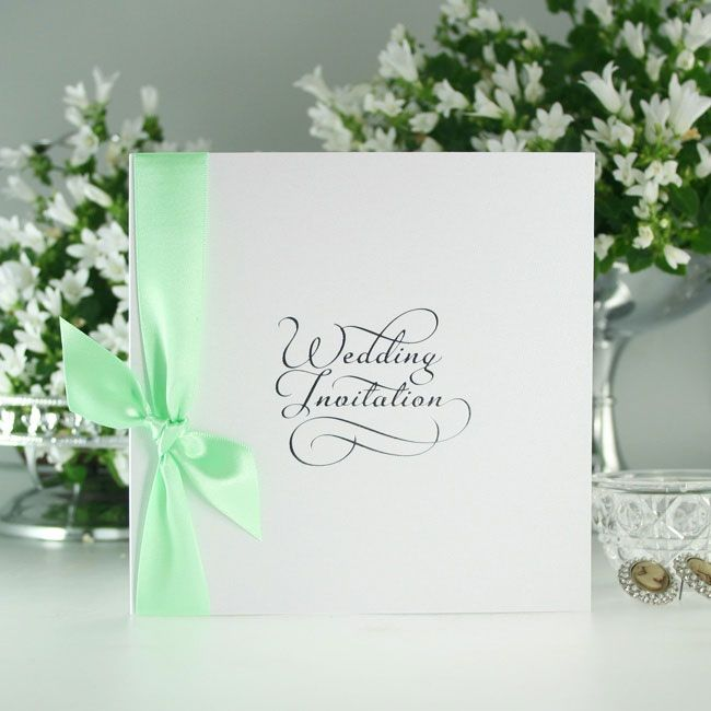 mint wedding invitations 76 best d 233 coration mariage vert eau et blanc images on 5958