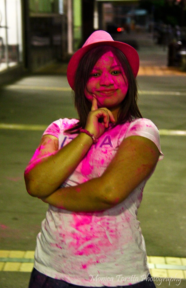 Holi was celebrated in Invercargill, March 29th at Players Entertainment Centre.