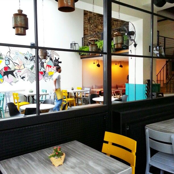 Karaköy café Pim vendredi 26/09/14
