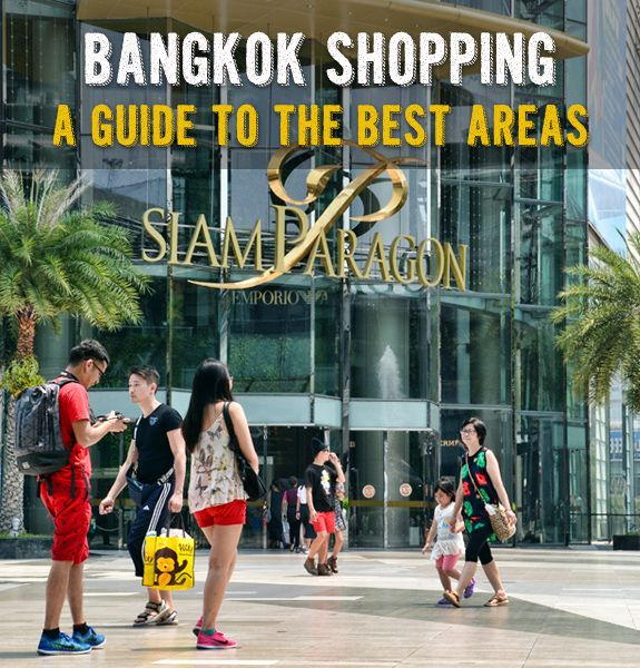 Bangkok is an absolute paradise for shopaholics like my wife with mega shopping malls, huge outdoor markets, cheap street sellers, and...