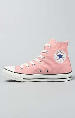 How To Wear Pink Converse High Tops All Star 32+ Ideas | How To Wear ...