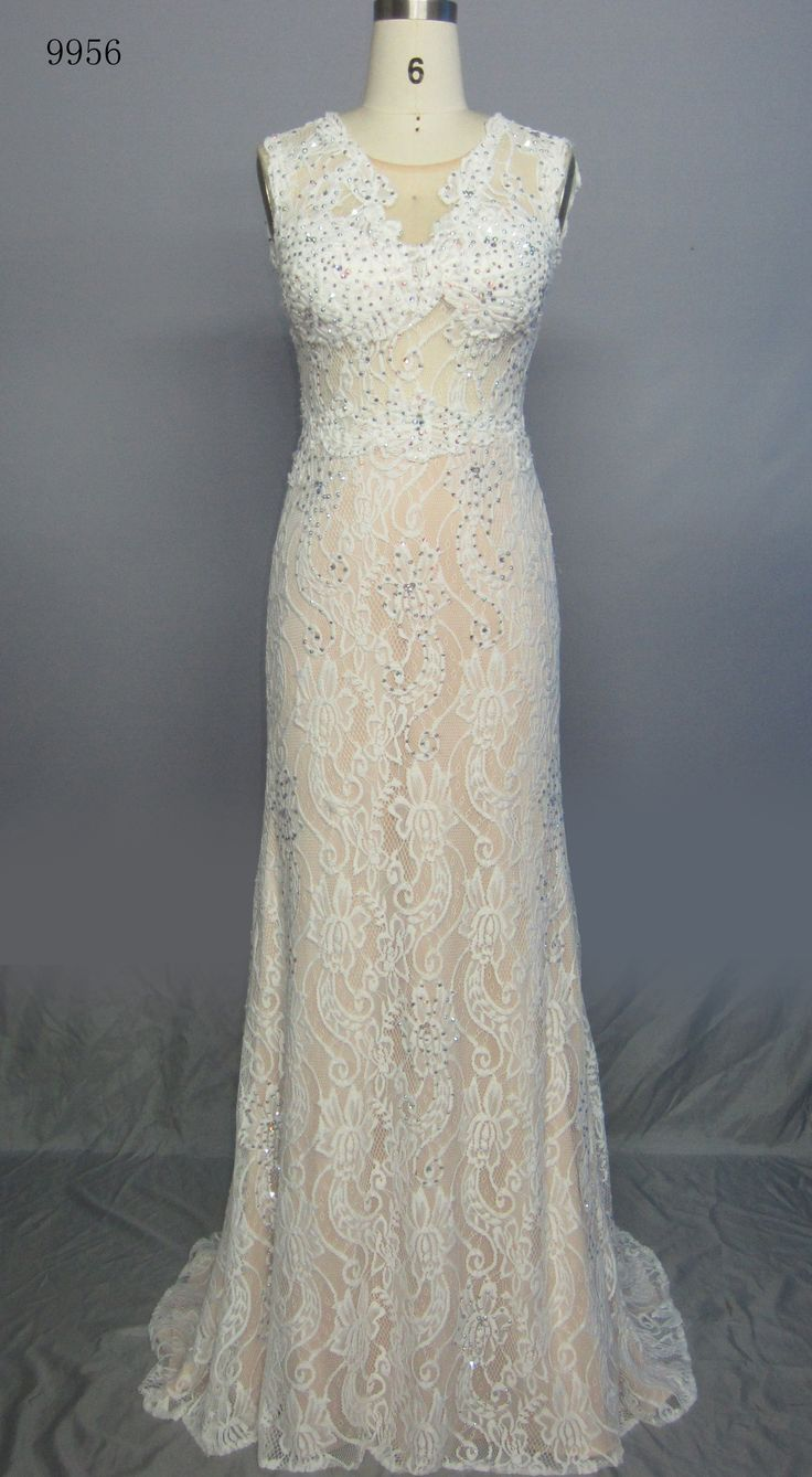 The 14 best Lace Evening Dresses images on Pinterest | Lace evening ...