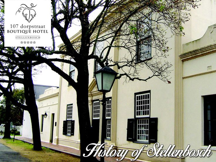 Stellenbosch, founded in 1679 and nestling at the foot of majestic mountains in the heart of the famous Cape Winelands, is alive with history and culture. Read more: http://ow.ly/Odtse