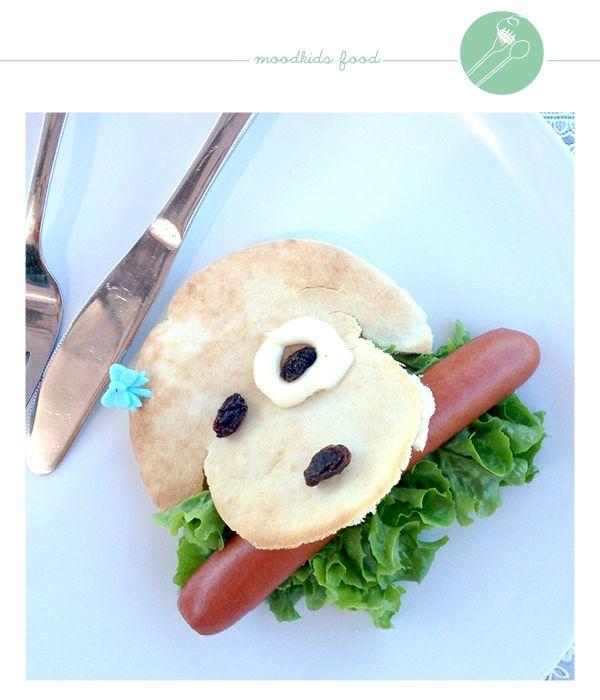 Broodje hotdog - Moodkids : Moodkids