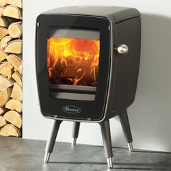 Dovre Vintage 30 Wood Burning Stove | Cosy Log Fires, Fireplaces & Log Burners