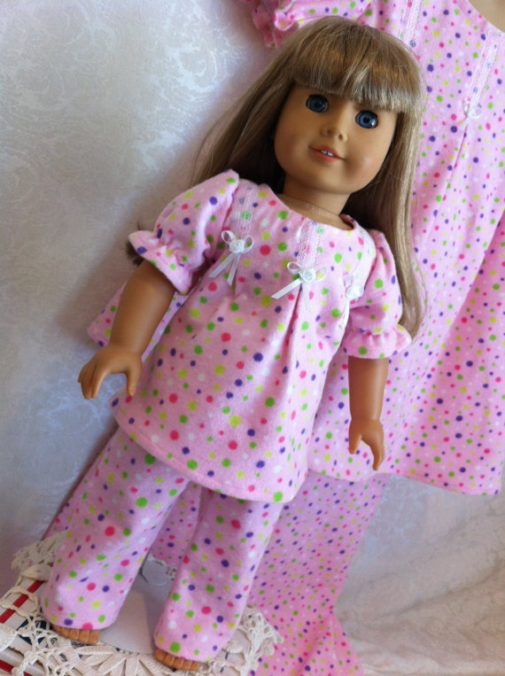 Custom Matching Pajama set for Child and American by MySundayBest, $50.00