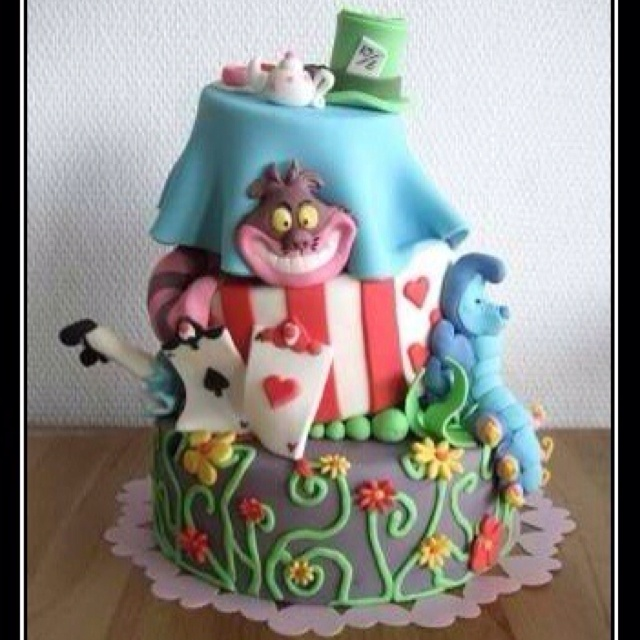 Coolest cake EVER!!!