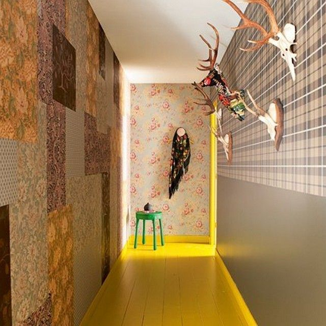 14 best aménagement couloir images on Pinterest | Stairs, Long ...