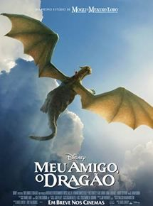 Meu amigo, o Dragão - Dir.: David Lowery