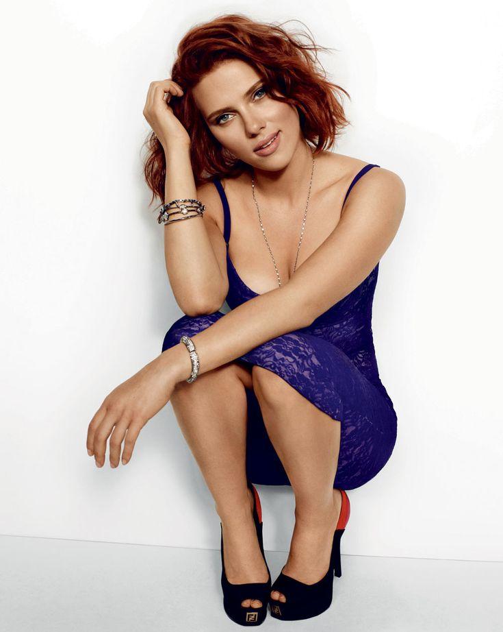 Scarlett Johansson Scarlett Johansson Pinterest