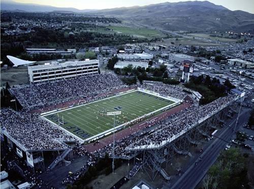 Mackay Stadium - Nevada Wolf Pack