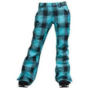 Burtons womens snowboarding pants. Even though I cant snowboard and broke my wrist trying, i think they are cute!