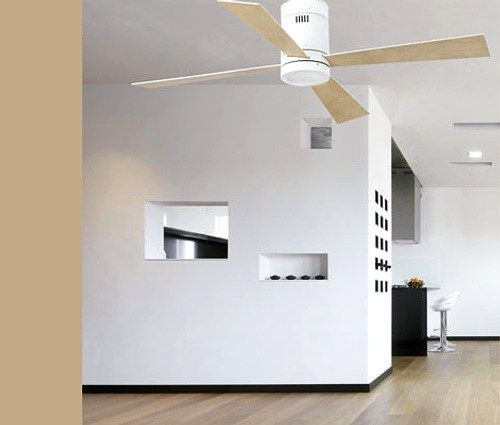 ventilador de techo moderno #decoracion #hogar #interiorismo #electrodomesticos #home #interiordesign #decoration #appliances