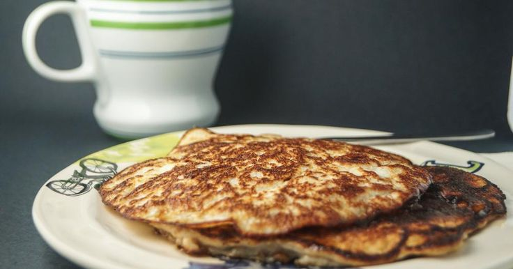 There has been a lot of pancake eating happening in my kitchen lately, especially at really weird times in the day. The other day I ate these pancakes directly out of the pan at approximately 4:00...