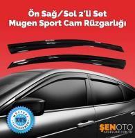 Mercedes Sprinter 1998-2007 Mugen Sport Cam Rüzgarlığı