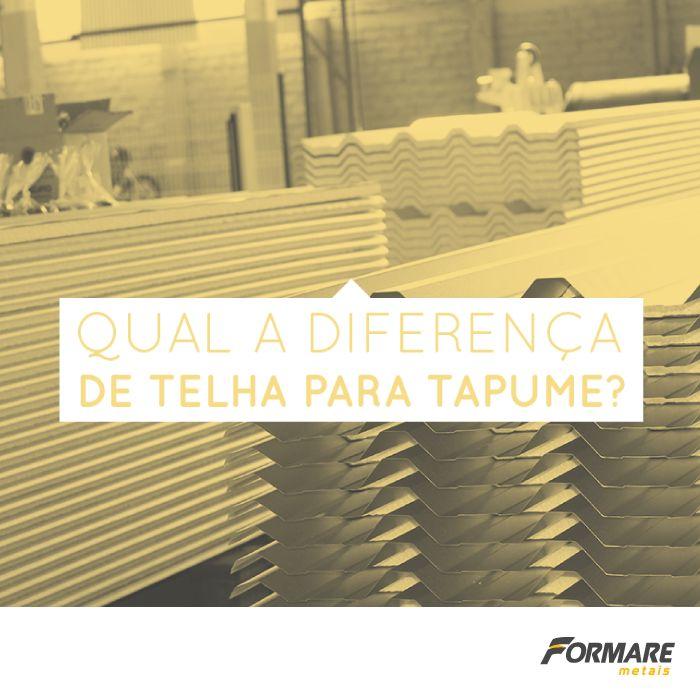 Você sabe qual é diferença entre uma telha e um tapume metálico?  👉 Embora tenham o mesmo formato, o tapume é usado para cercamento.  Obras de grande porte requerem tapume metálico Formare Metais ;)   #VocêSabia #FormareMetais #Construção #EngenhariaCivil #Arquitetura