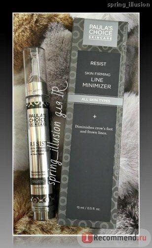 Сыворотка для лица Paula's Choice Resist Skin Firming Line Minimizer фото