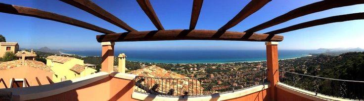 Panorama; take a breath..   #costarei #sardegna #vacanze #mare #sea #holiday #italy #sardinia #sardolicesimo #panorama #travel #traveltips #paradise