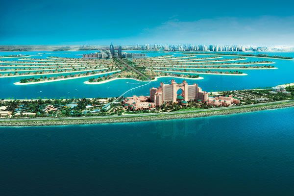 Atlantis, the Palm is a hotel resort at Palm Jumeirah in Dubai, United Arab Emirates. It is a joint venture between Kerzner International Limited