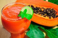 Verosimilmente Vero: Papaya frutto ricco di proprietà benefiche ed otti...